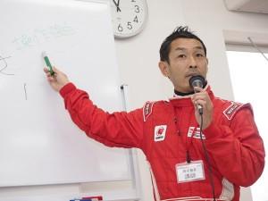 聞き手のスキルを問わず理論的で分かりやすい講義に定評のある人気講師の砂子塾長が登場!