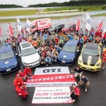 6月28日 Tetsuya OTA 出光 ENJOY&SAFETY DRIVING LESSON with Volkswagen 開催レポート
