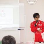 【開催終了】3月29日(日)「レーシングドライバーから学ぶドライビング講座」(国土交通省安全運転推進事業)を都内で開催