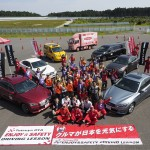 2014年9月23日『injured ZEROプロジェクト Tetsuya OTA ENJOY&SAFETY DRIVING LESSON with NISSAN』開催レポート
