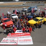 injured ZEROプロジェクト<br />Tetsuya OTA ENJOY&SAFETY DRIVING LESSON FORD DAY 開催レポート
