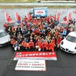 2015年4月11日「injured ZEROプロジェクト Tetsuya OTA ENJOY&SAFETY DRIVING LESSON」開催レポート