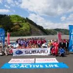 2017年4月23日「SUBARU DRIVING ACADEMY 特別編 Tetsuya OTAプレゼンツinjured ZERO project SAFETY TRAINING 2017」