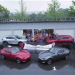 【開催終了】inured ZEROプロジェクト Tetsuya OTA×ホリデーオート ENJOY&SAFETY DRIVING LESSON with MAZDA