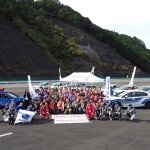 2019年11月3日 injured ZEROプロジェクトTetsuya OTA SAFETY DRIVING LESSON with SUBARU CSR開催レポート